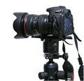 Panning 360-degree Time Lapse Stabilizer / Tripod Adapter