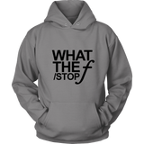 What The 'F-Stop' - Custom Photographer Apparel