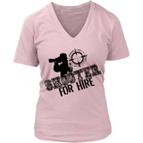 Shooter For Hire - Custom Photographer Apparel