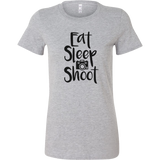 Eat Sleep Shoot - Custom Photographer Apparel