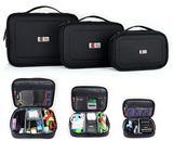 Camera Gear Storage Bag Organizers (3-piece set)