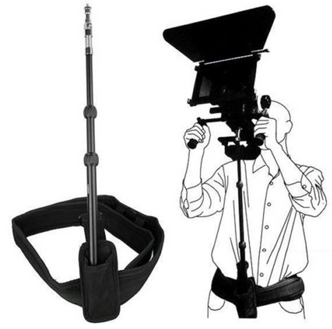 Waist Belt Rod Video Stabilizer System
