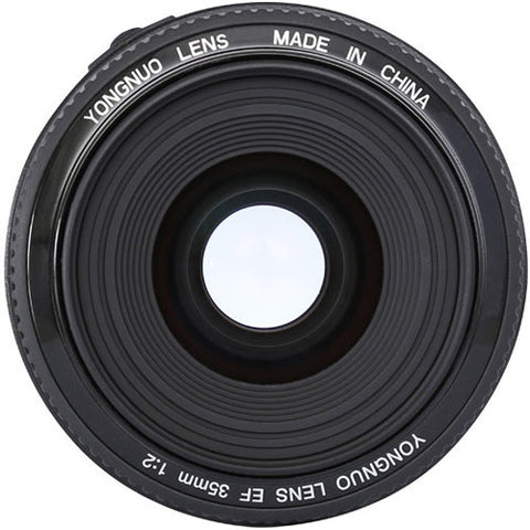 Wide-angle Fixed/prime Aperture Lens For Canon Mount For Camera