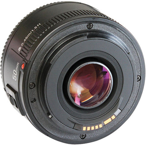 Wide-angle Prime Lens For Canon Ef Mount For Canon And Nikon