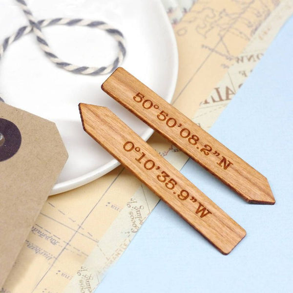 Wooden Coordinate Collar Stiffeners