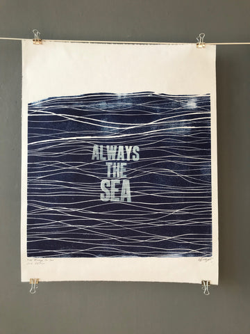 'Always The Sea', 2020 - 2nd edition.