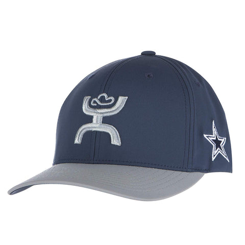 Dallas Cowboys Hooey Mens Nephrite Adjustable Cap - Southern Girls Boutique