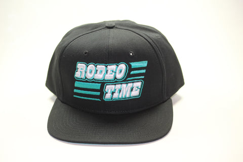 Dale Brisby Rodeo Time Black Aztec Snapback Trucker - Southern Girls Boutique