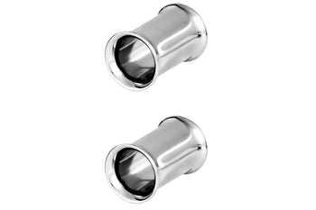 2 Gauge Tunnel Plugs
