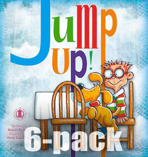 Jump Up! 6-pack (Level 1)