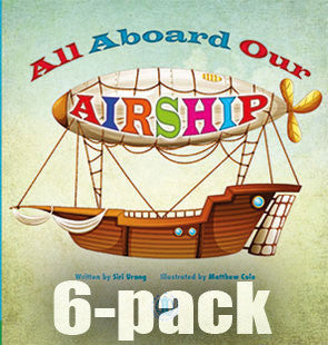 All Aboard Our Airship 6-pack (Level 10)