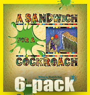A Sandwich for a Cockroach 6-pack (Level 10)
