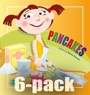 Pancakes 6-pack (Level 11)