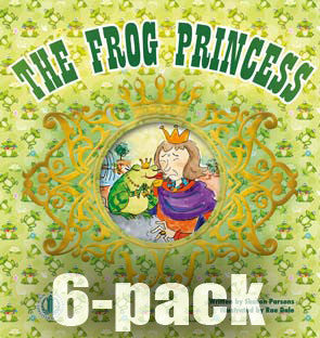 The Frog Princess 6-pack (Level 12)