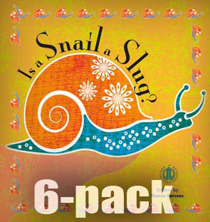 Is a Snail a Slug? 6-pack (Level 12)