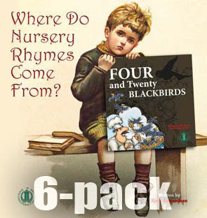Where Do Nursery Rhymes Come From? 6-pack (Level 13)
