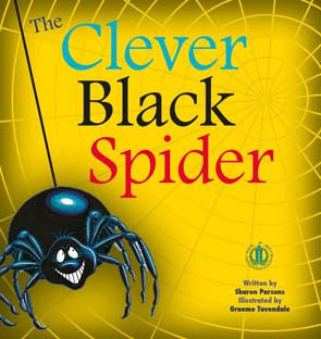 The Clever Black Spider (Level 14)