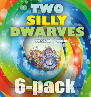 Two Silly Dwarves Toss a Coin 6-pack (Level 14)