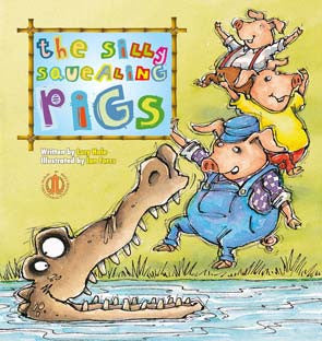 The Silly Squealing Pigs (Level 15)