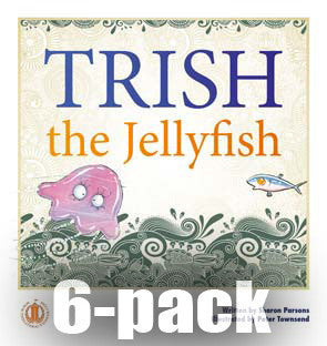 Trish the Jellyfish 6-pack (Level 15)