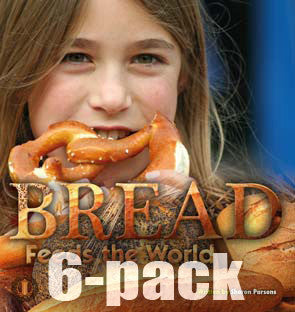 Bread Feeds the World 6-pack (Level 16)
