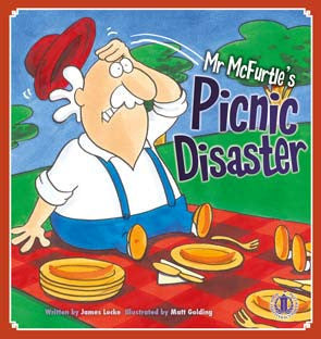 Mr McFurtle's Picnic Disaster (Level 16)