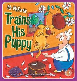 Mr McFurtle Trains His Puppy (Level 16)