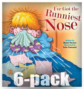 I've Got the Runniest Nose 6-pack (Level 16)