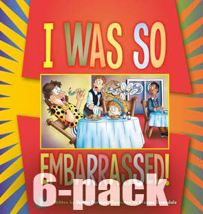 I Was So Embarrassed! 6-pack (Level 17)