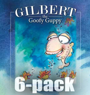 Gilbert the Goofy Guppy 6-pack (Level 18)