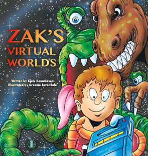 Zak's Virtual Worlds (Level 18)