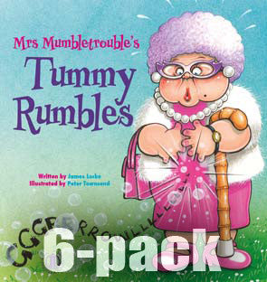 Mrs Mumbletrouble's Tummy Rumbles 6-pack (Level 19)