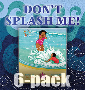 Don't Splash Me! 6-pack (Level 2)