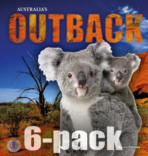 Australia's Outback 6-pack (Level 20)