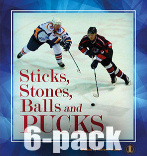 Sticks, Stones, Balls and Pucks 6-pack (Level 21)