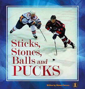 Sticks, Stones, Balls and Pucks (Level 21)