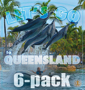 Let's Go to Queensland! 6-pack (Level 22)