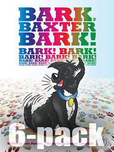 Bark, Baxter, Bark! 6-pack (Level 23)