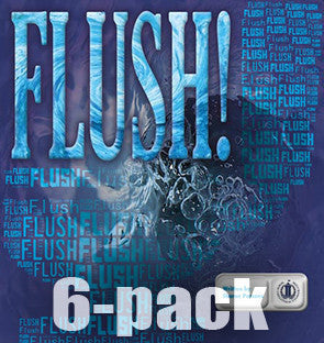 Flush! 6-pack (Level 25)