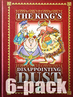 The King's Disappointing Dust 6-pack (Level 25)
