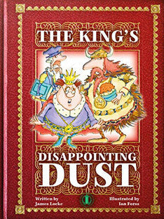 The King's Disappointing Dust (Level 25)