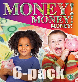 Money! Money! Money! 6-pack (Level 26)