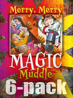 Merry, Merry Magic Muddle 6-pack (Level 26)