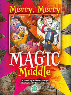 Merry, Merry Magic Muddle (Level 26)