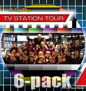 We Loved Our TV Station Tour 6-pack (Level 27)