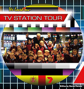 We Loved Our TV Station Tour (Level 27)