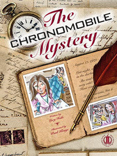 The Chronomobile Mystery (Level 28)