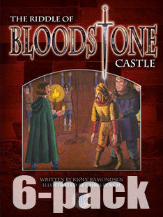 The Riddle of Bloodstone Castle 6-pack (Level 29)