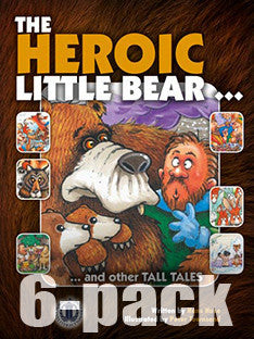 The Heroic Little Bear 6-pack (Level 29)