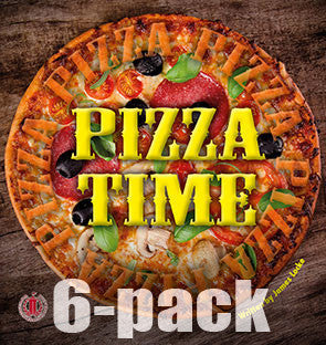 Pizza Time 6-pack (Level 3)